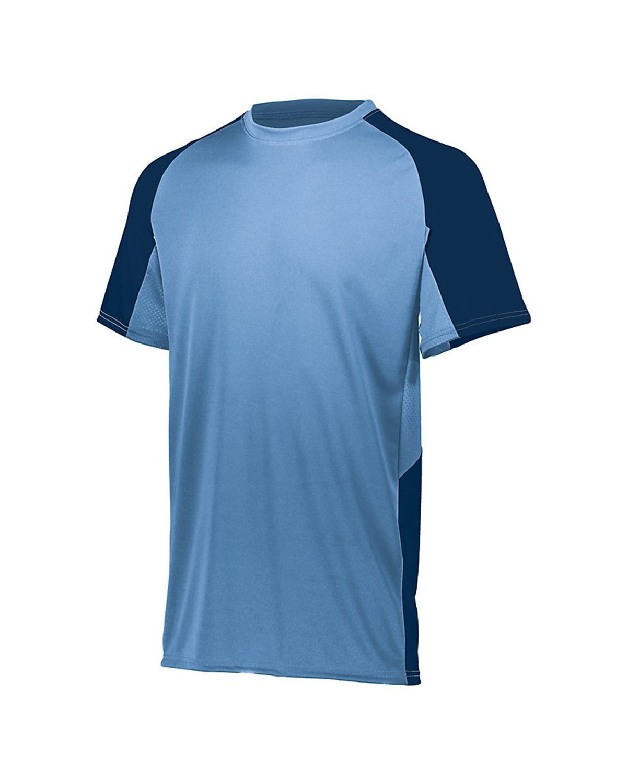 1517 Augusta Sportswear Columbia Blue/ Navy
