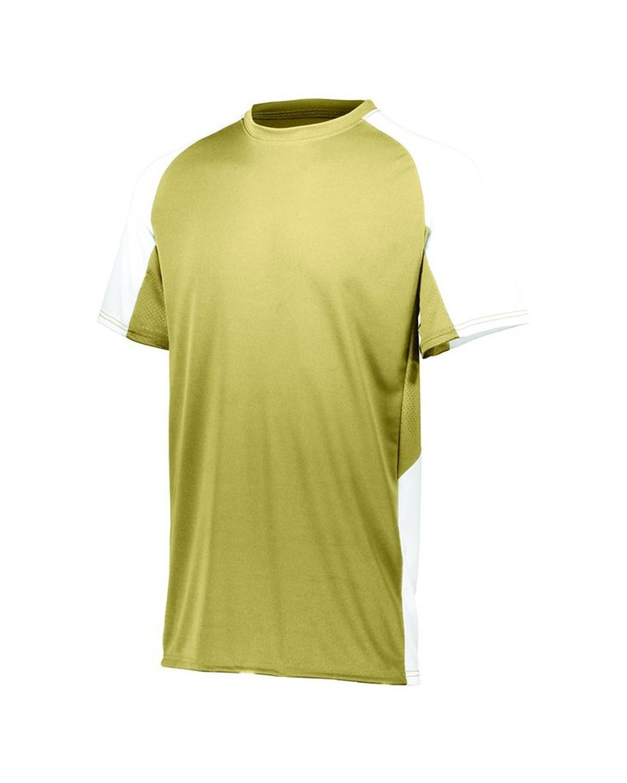 1517 Augusta Sportswear Vegas Gold/ White
