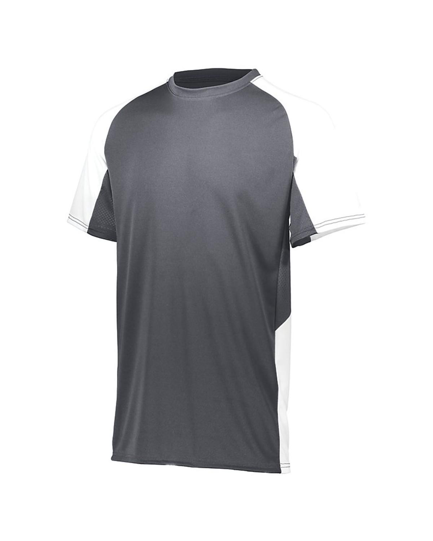 1518 Augusta Sportswear GRAPHITE/ WHITE