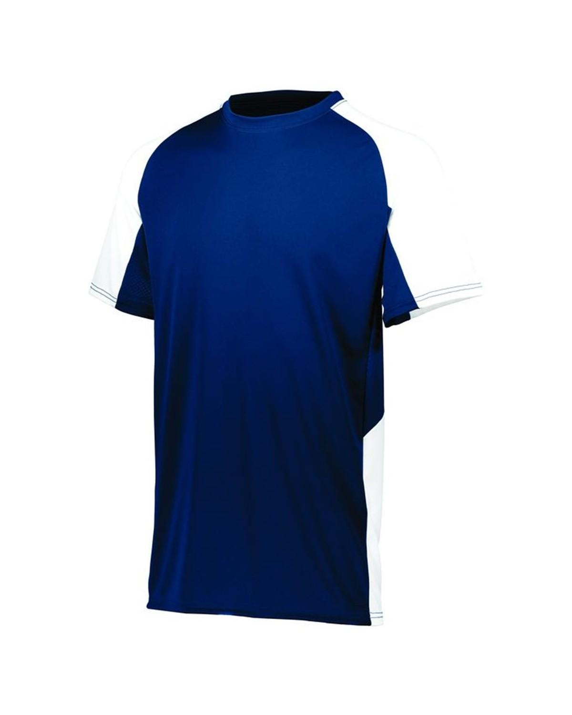 1518 Augusta Sportswear NAVY/ WHITE