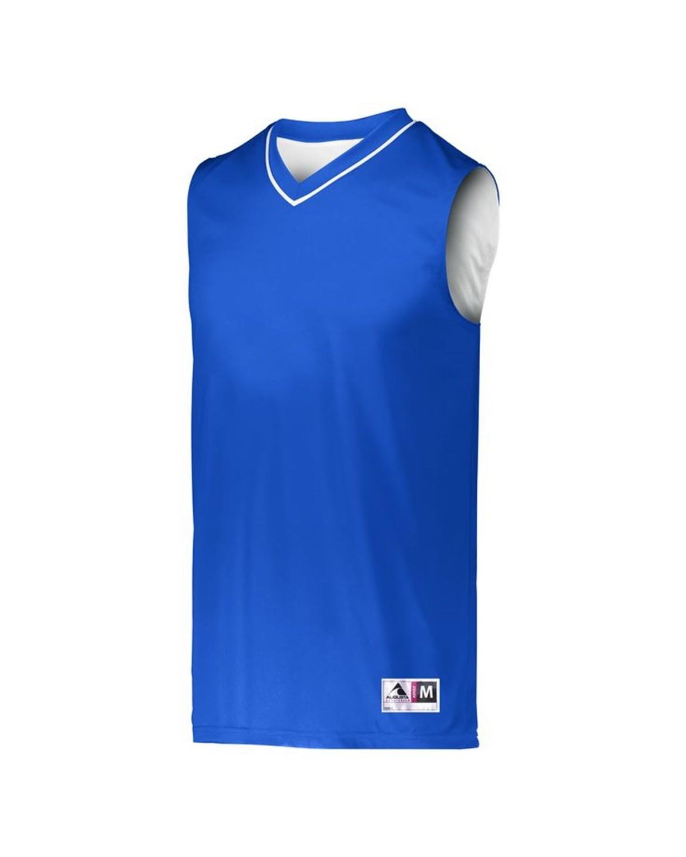 152 Augusta Sportswear ROYAL/ WHITE