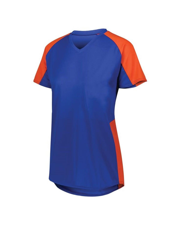 1522 Augusta Sportswear Royal/ Orange