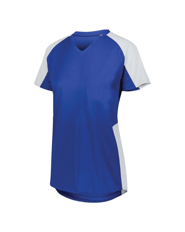 1523 Augusta Sportswear ROYAL/ WHITE