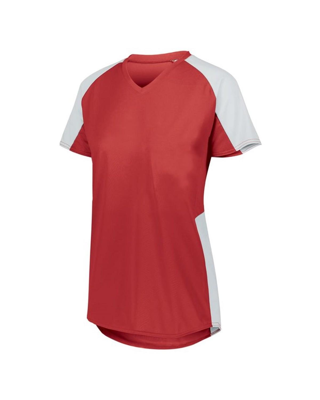 1523 Augusta Sportswear RED/ WHITE