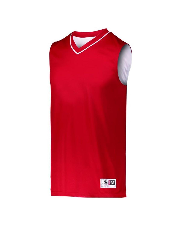 153 Augusta Sportswear RED/ WHITE