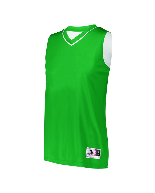 154 Augusta Sportswear KELLY/ WHITE