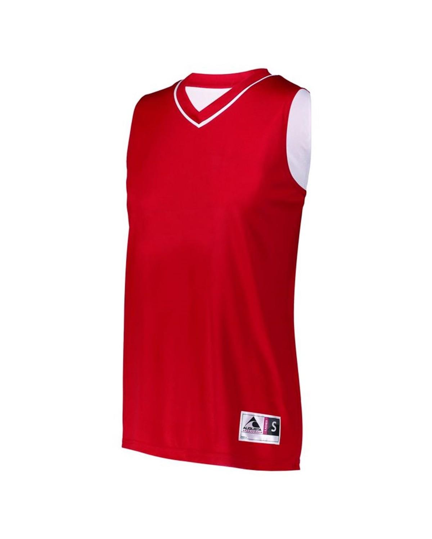 154 Augusta Sportswear RED/ WHITE