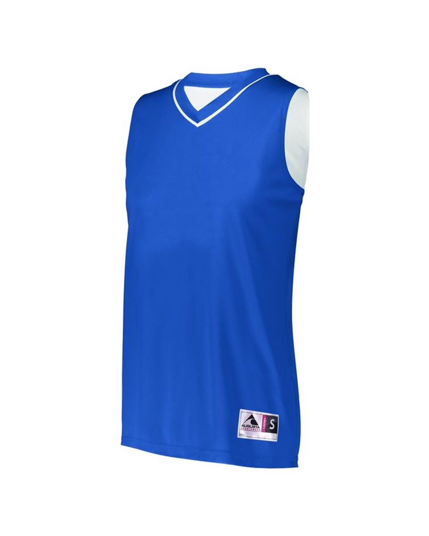 154 Augusta Sportswear ROYAL/ WHITE