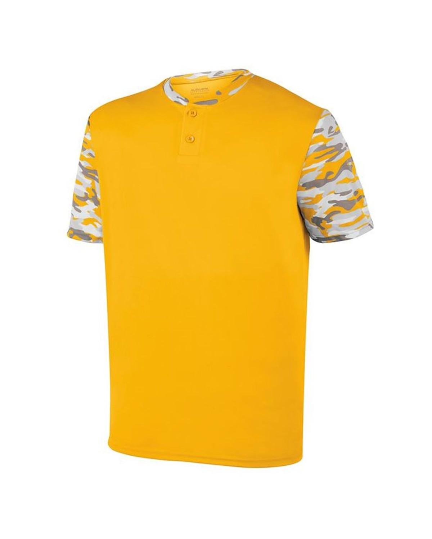 1548 Augusta Sportswear Gold/ Gold Mod