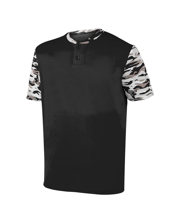 1548 Augusta Sportswear Black/ Black Mod