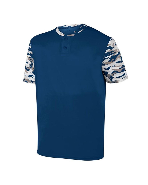 1548 Augusta Sportswear NAVY/ NAVY MOD