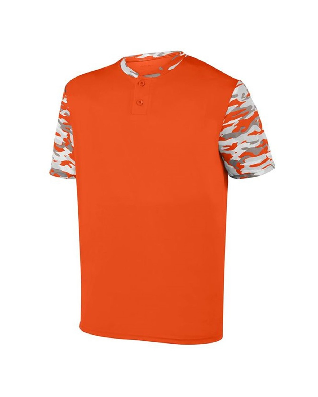 1548 Augusta Sportswear Orange/ Orange Mod