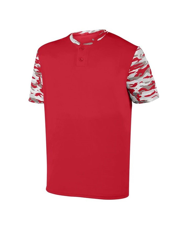 1548 Augusta Sportswear RED/ RED MOD
