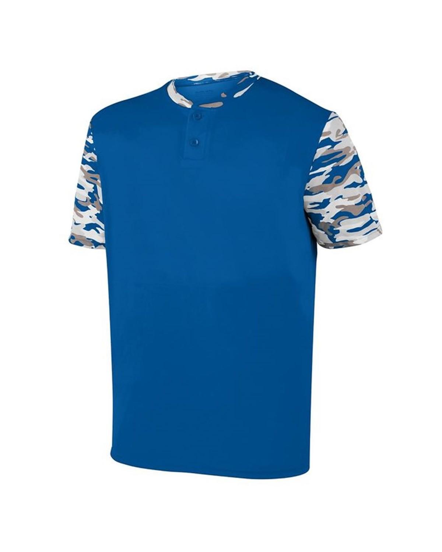 1548 Augusta Sportswear ROYAL/ ROYAL MOD