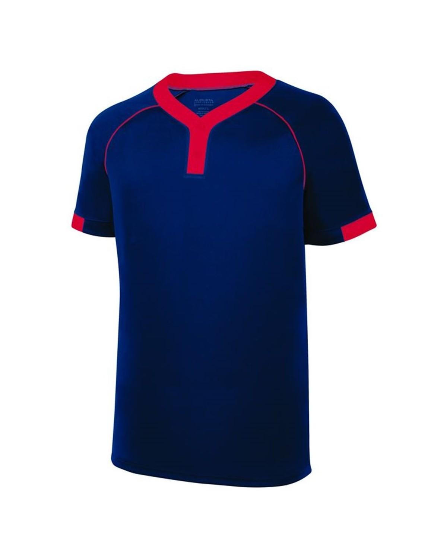 1552 Augusta Sportswear NAVY/ RED