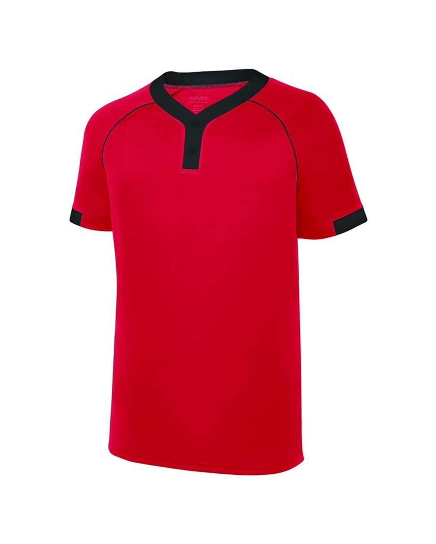 1552 Augusta Sportswear RED/ BLACK