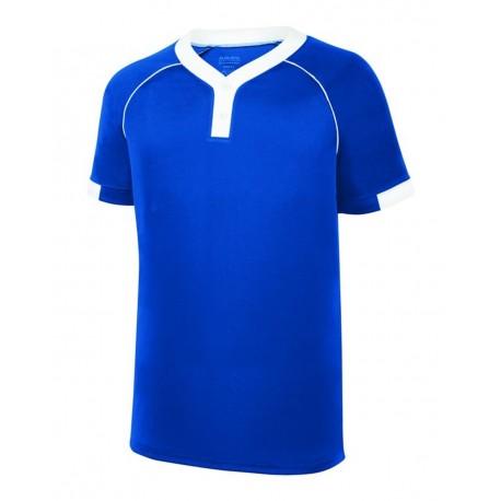 1552 Augusta Sportswear 1552 Stanza Jersey ROYAL/ WHITE