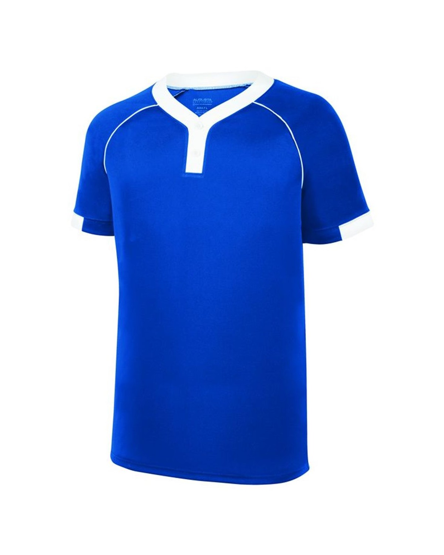 1552 Augusta Sportswear ROYAL/ WHITE