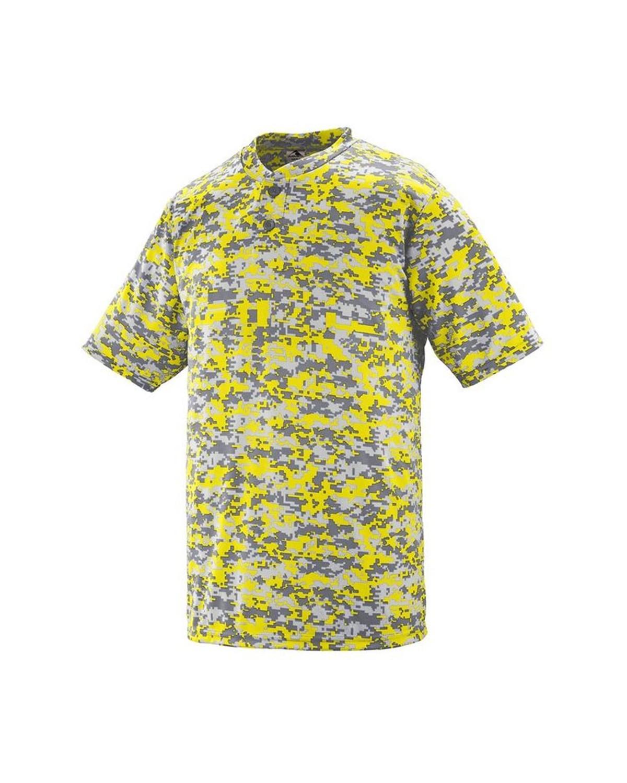 1555 Augusta Sportswear Power Yellow Digi