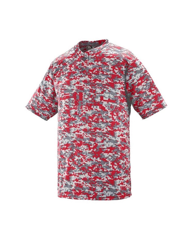 1556 Augusta Sportswear RED DIGI