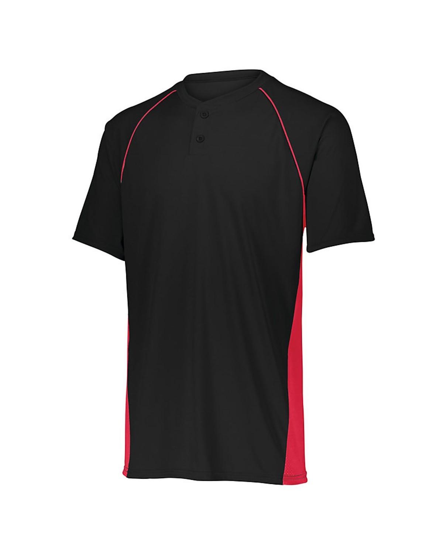 1560 Augusta Sportswear BLACK/ RED