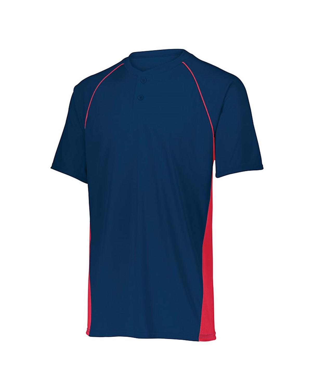 1560 Augusta Sportswear NAVY/ RED