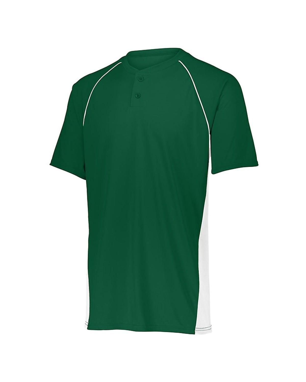 1560 Augusta Sportswear Dark Green/ White