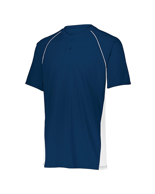 1560 Augusta Sportswear NAVY/ WHITE