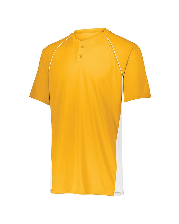1560 Augusta Sportswear GOLD/ WHITE