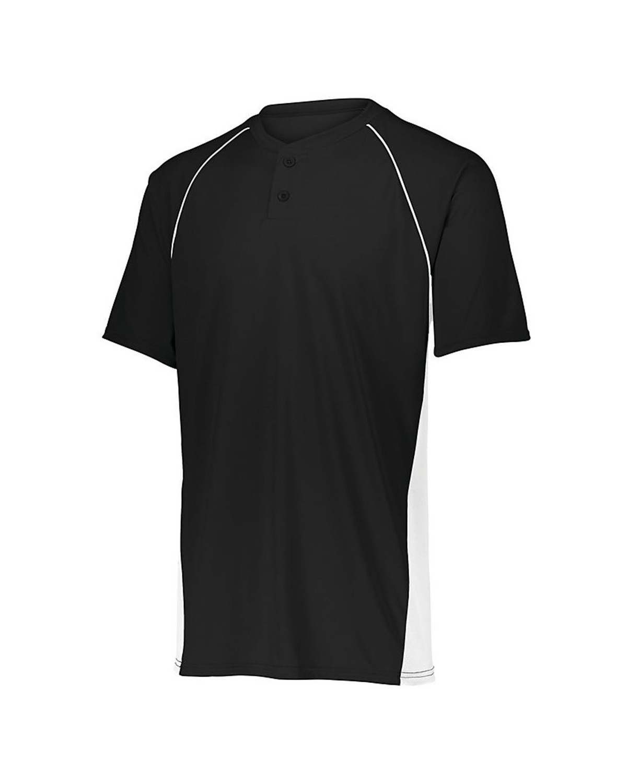1560 Augusta Sportswear BLACK/ WHITE