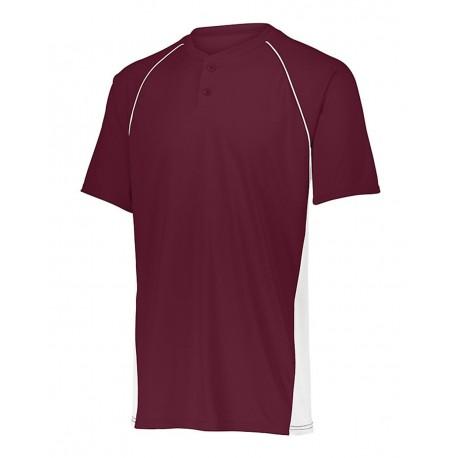 1560 Augusta Sportswear 1560 Limit Jersey MAROON/ WHITE