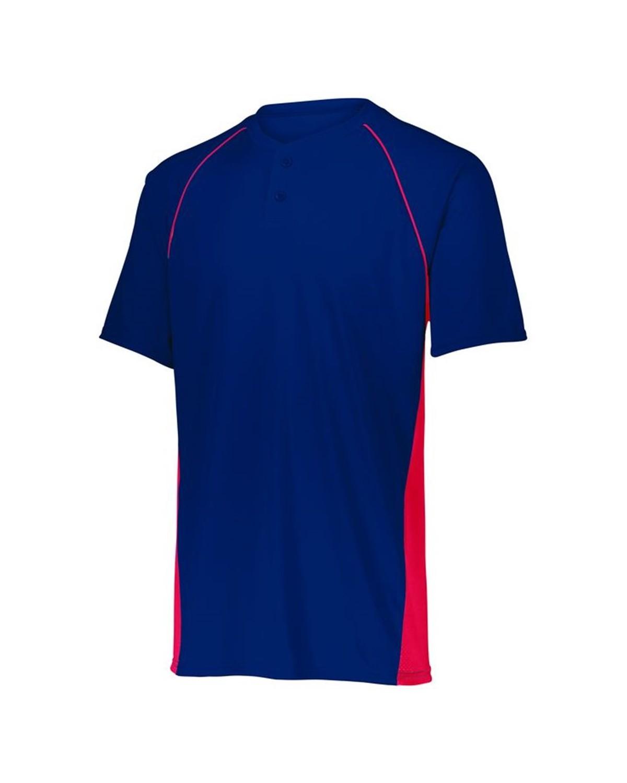 1561 Augusta Sportswear NAVY/ RED