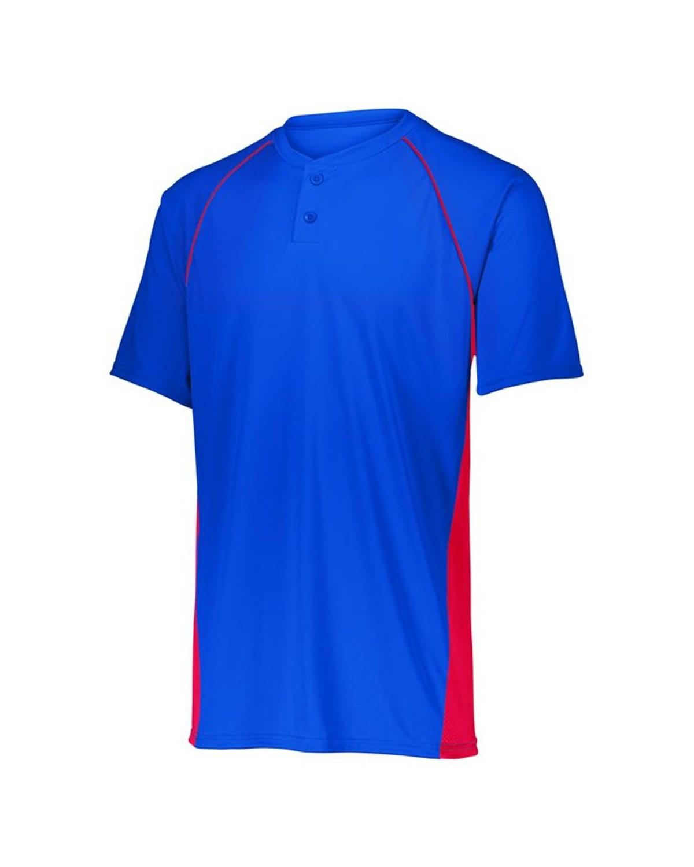 1561 Augusta Sportswear ROYAL/ RED