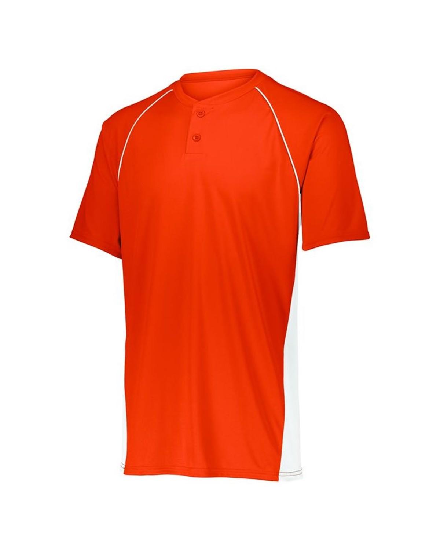 1561 Augusta Sportswear ORANGE/ WHITE