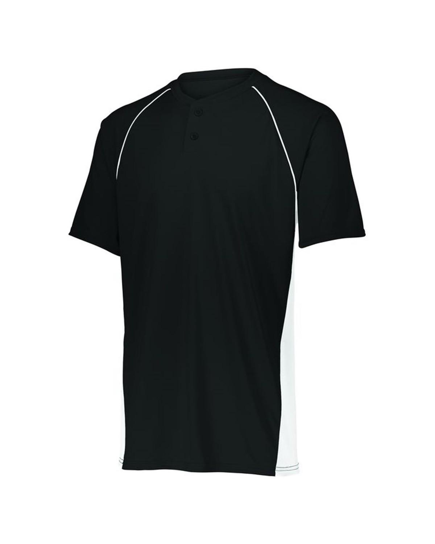 1561 Augusta Sportswear BLACK/ WHITE