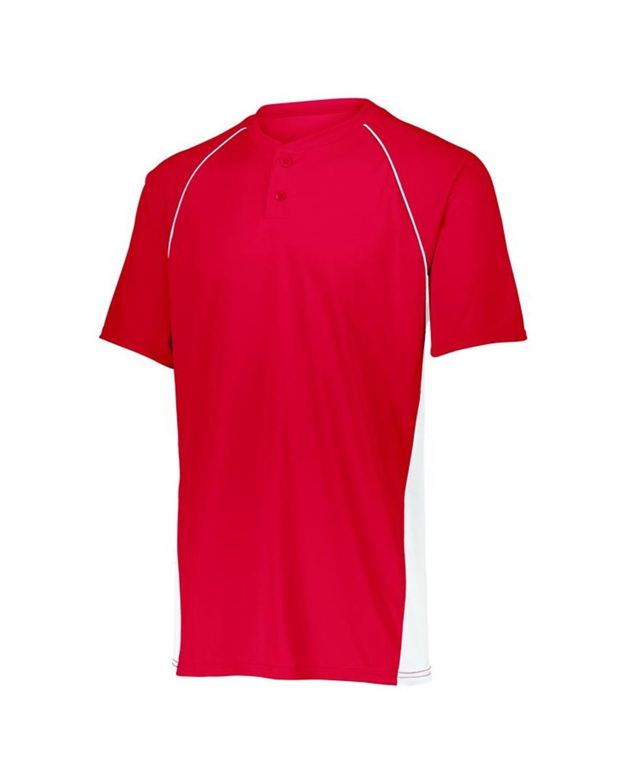 1561 Augusta Sportswear RED/ WHITE