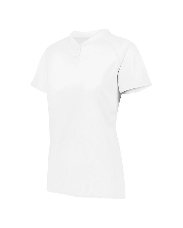 1567 Augusta Sportswear WHITE