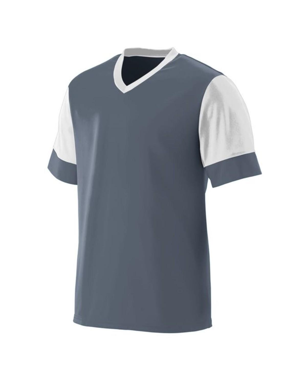 1600 Augusta Sportswear GRAPHITE/ WHITE