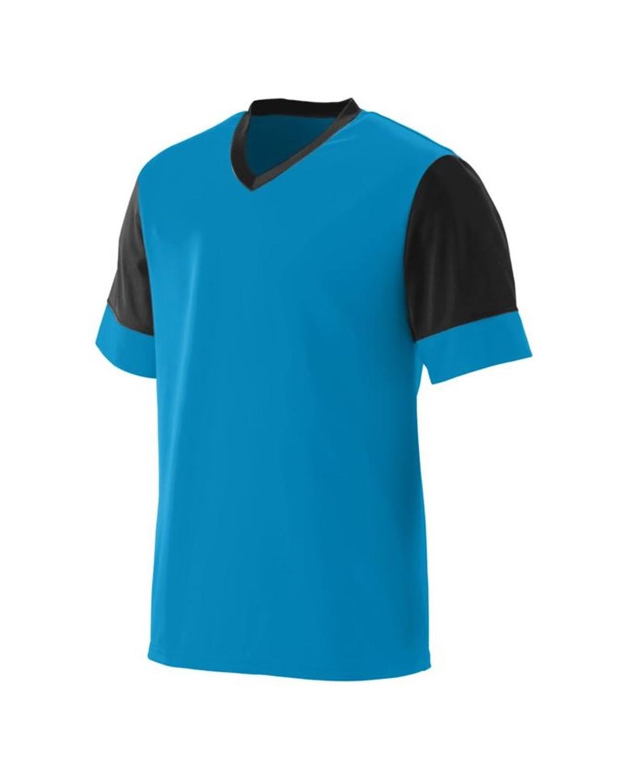 1600 Augusta Sportswear Power Blue/ Black