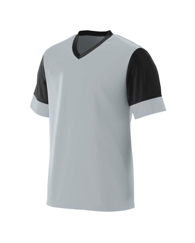 1600 Augusta Sportswear SILVER/ BLACK