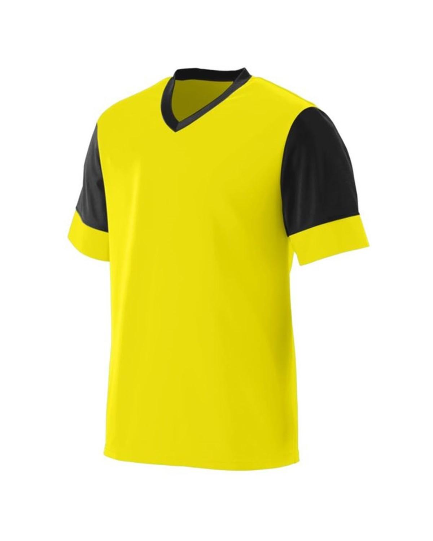 1601 Augusta Sportswear Power Yellow/ Black