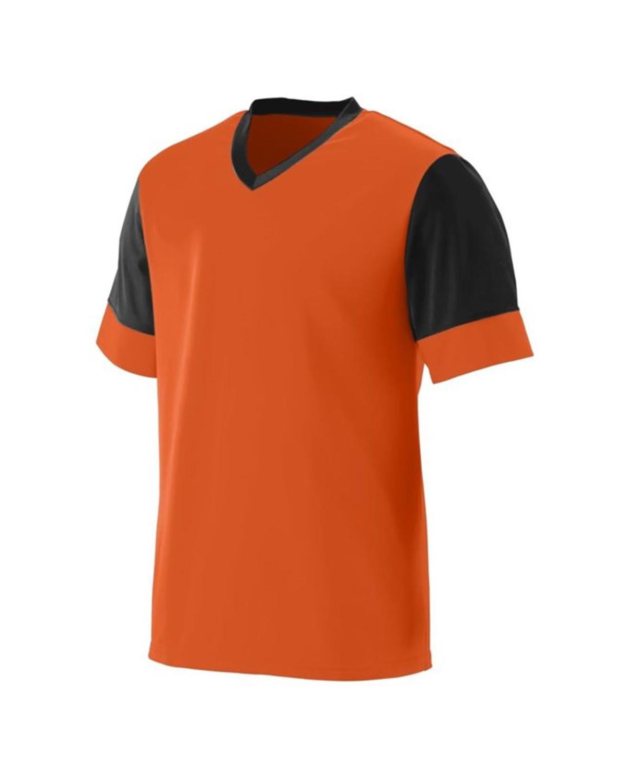 1601 Augusta Sportswear ORANGE/ BLACK