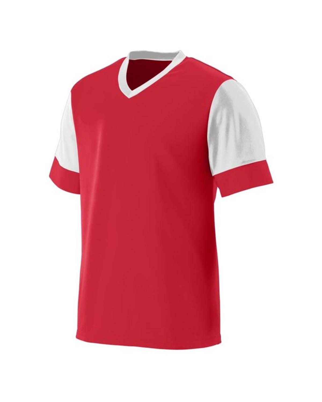 1601 Augusta Sportswear RED/ WHITE