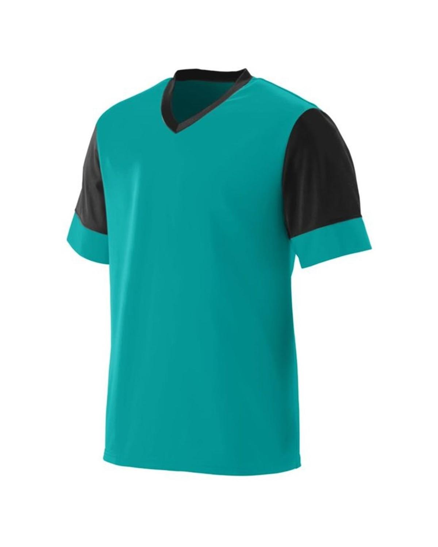 1601 Augusta Sportswear Teal/ Black