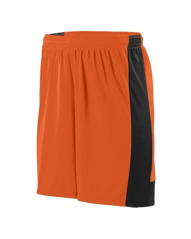 1605 Augusta Sportswear ORANGE/ BLACK
