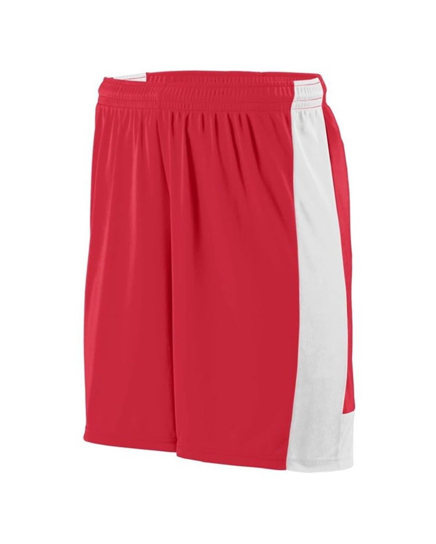 1605 Augusta Sportswear RED/ WHITE