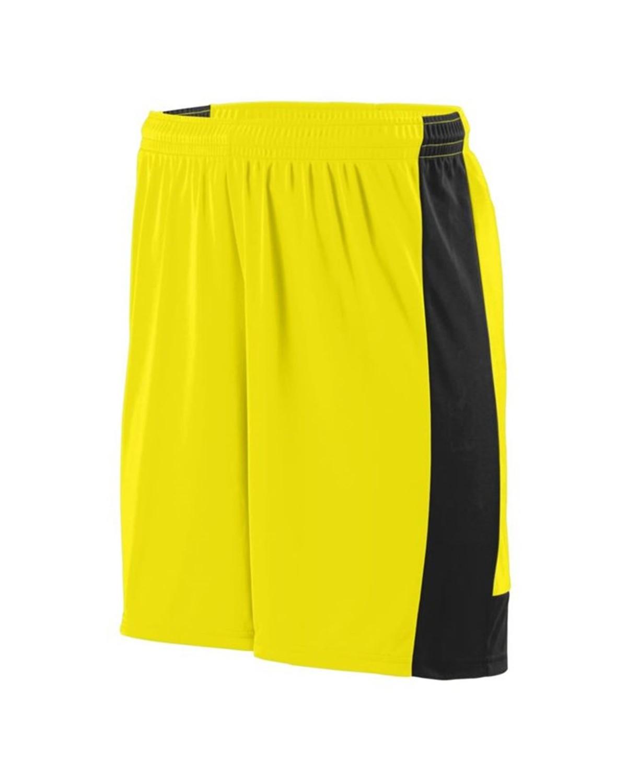 1606 Augusta Sportswear Power Yellow/ Black