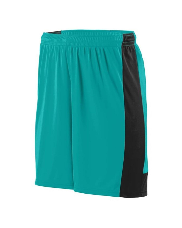 1606 Augusta Sportswear Teal/ Black