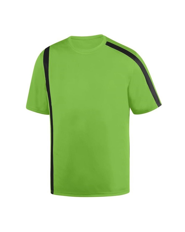 1620 Augusta Sportswear Lime/ Black