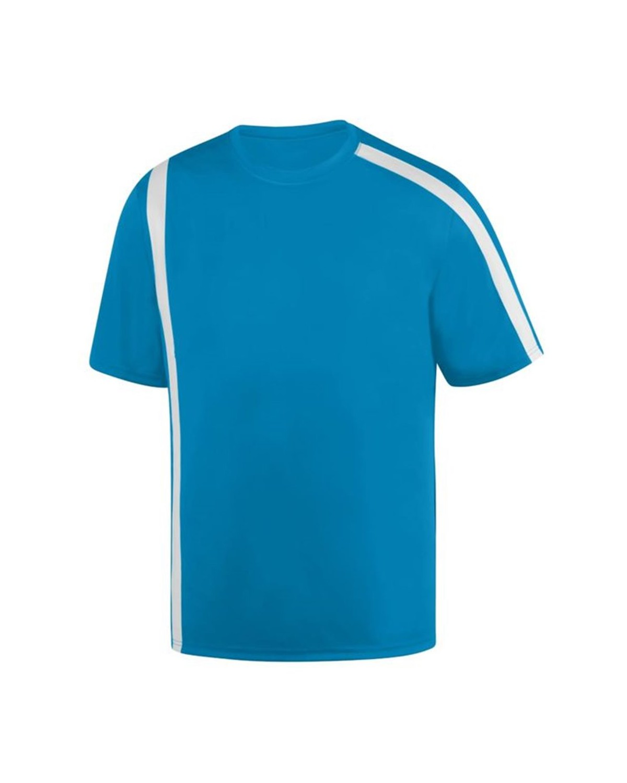 1620 Augusta Sportswear Power Blue/ White